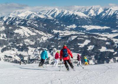 Skigebiet-Katschberg-Piste-A1-Katschtalerhof